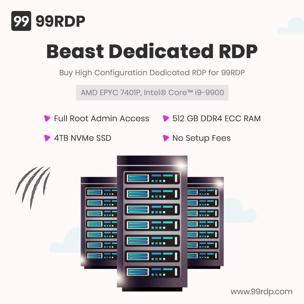 Buy beast dedicated server for streaming