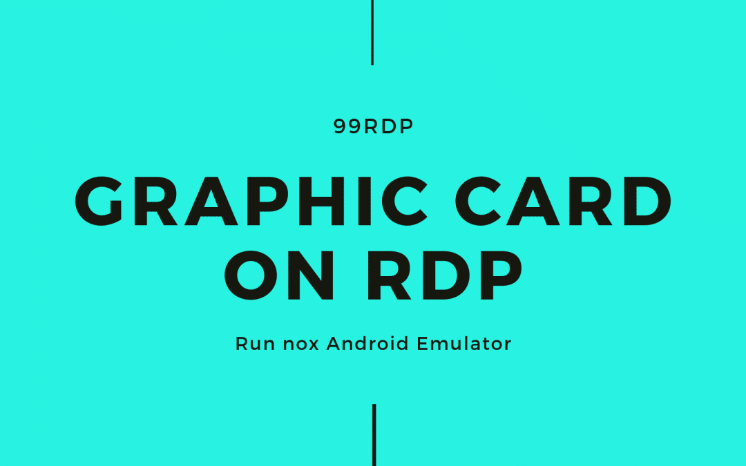 What is GPU RDP ?